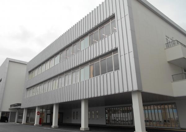岸和田市立新福祉総合センター新築工事