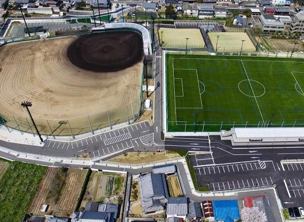 (仮称)和泉市総合スポーツセンター整備工事(現名称:関西トランスウェイスポーツスタジアム)